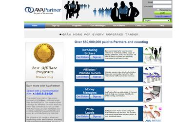 Forex affiliate program cpa